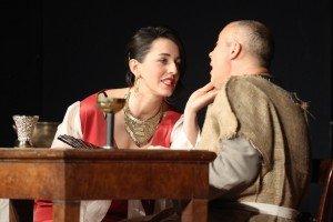 """""""Decamerun"""" spettacolo del 2° anno di Teatrando"""