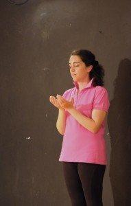 Allievi di Teatrando 1° anno 2° gruppo