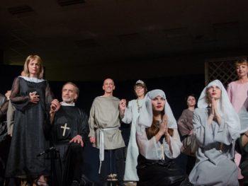 Le Acque compagnia teatrale - secondo anno