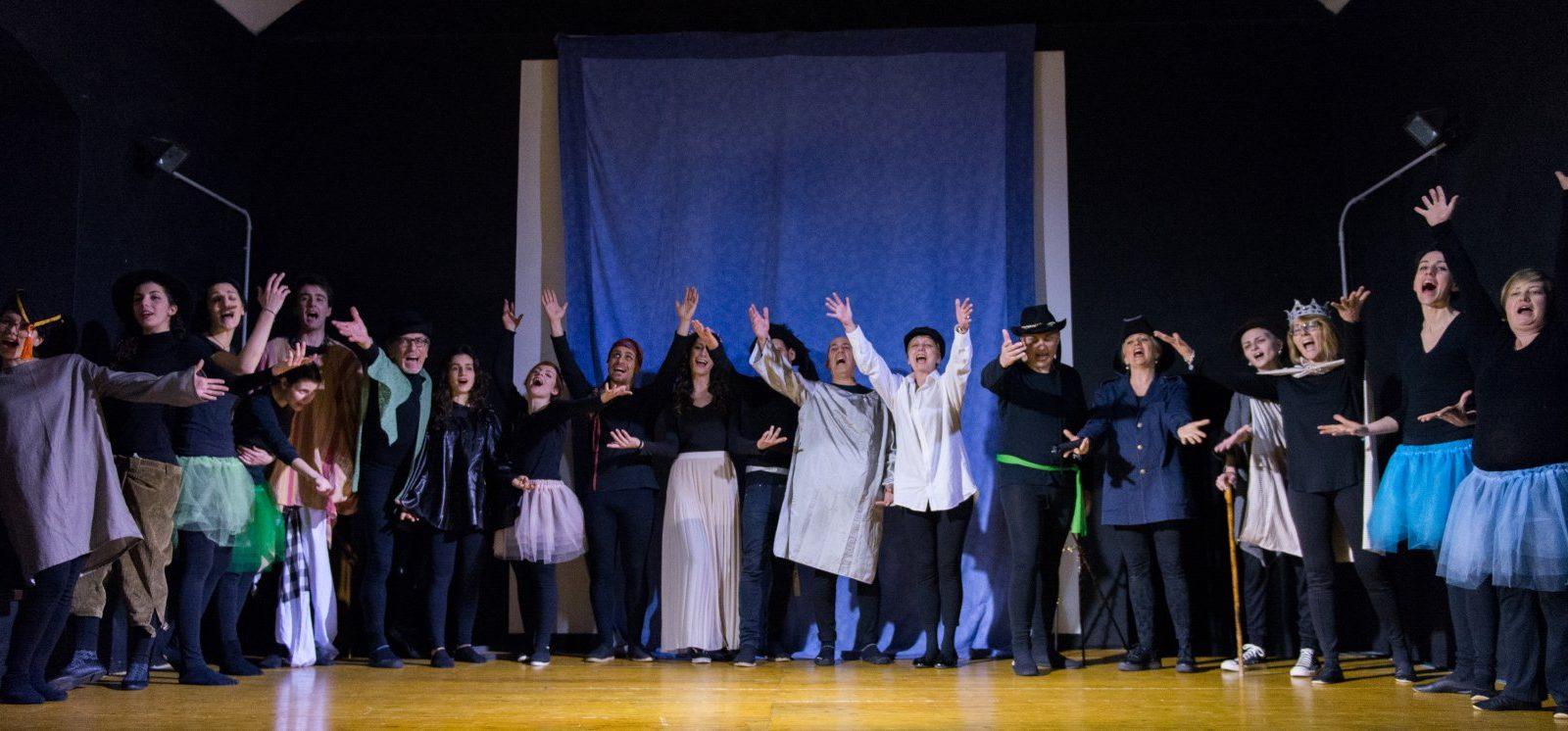 Le Acque compagnia teatrale - terzo anno