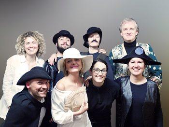 Le Acque compagnia teatrale - espressività teatrale