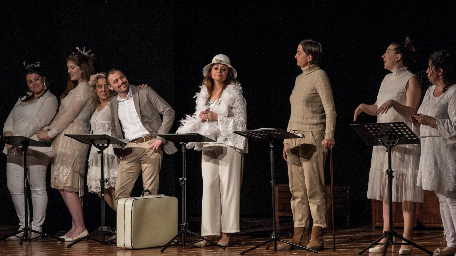 Le Acque compagnia teatrale - quarto anno