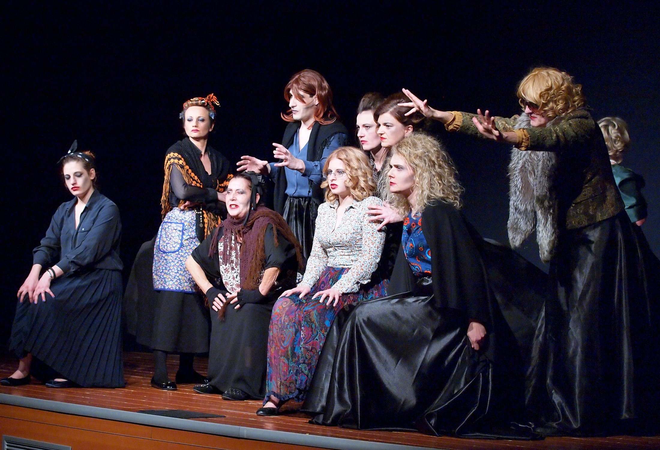 Le Acque compagnia teatrale - teatrando